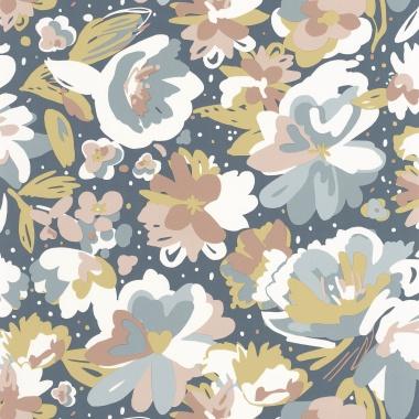 Papel Pintado Flores - JULAY 02 | MURAKE - 15822