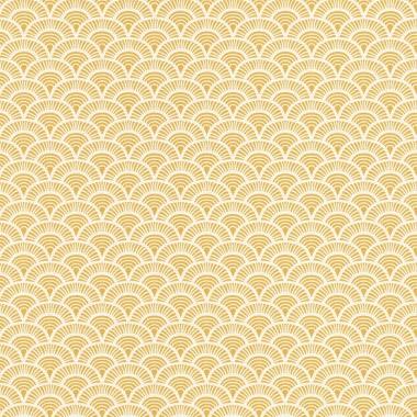 Papel Pintado Semicírculos - TALEMA 02   MURAKE - 19011