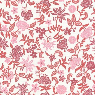 Papel Pintado Flores - HEMIA 02 | MURAKE - 39002