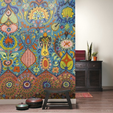 Mural Pinturas Mexicanas - AYUCA    MURAKE - 89701
