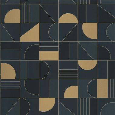 Papel Pintado Gráfico - NELAZA 02 | MURAKE - 80132