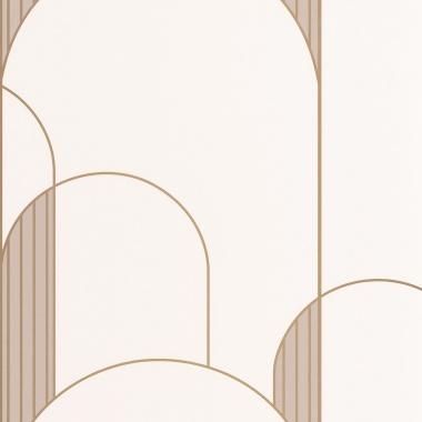 Papel Pintado Arcos gráficos - HEREMI 01 | MURAKE - 80141