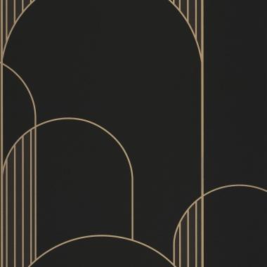 Papel Pintado Arcos gráficos - HEREMI 05 | MURAKE - 80145