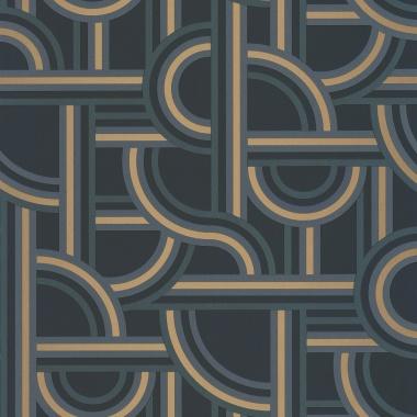 Papel Pintado Gráfico - PEVAJA 02 | MURAKE - 80152