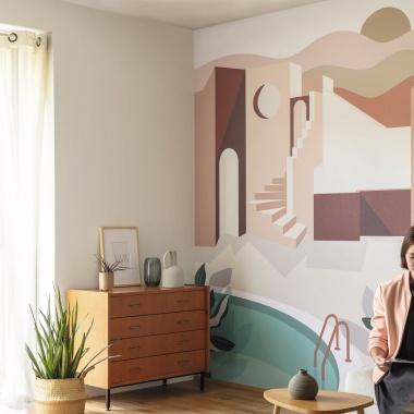 Mural Casa - NOLITH 01   MURAKE - 41401