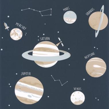 Papel Pintado Planetas - OMNE 02   MURAKE - 91012