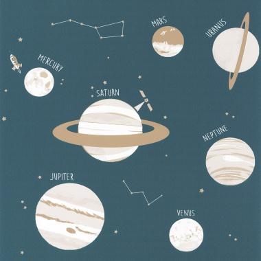 Papel Pintado Planetas - OMNE 01   MURAKE - 91011