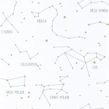 Papel Pintado Constelaciones - ASTRUM 03   MURAKE - 91003