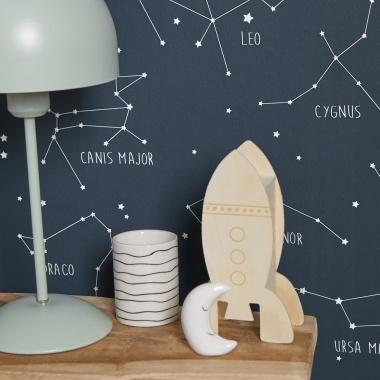 Papel Pintado Constelaciones - ASTRUM 02   MURAKE - 91002