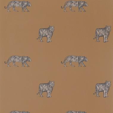 Papel Pintado Tigre - TIGRIS 02   MURAKE - 91222