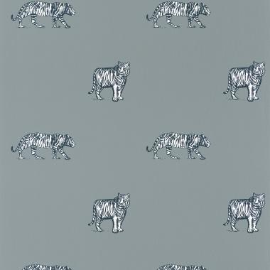 Papel Pintado Tigre - TIGRIS 03   MURAKE - 91223