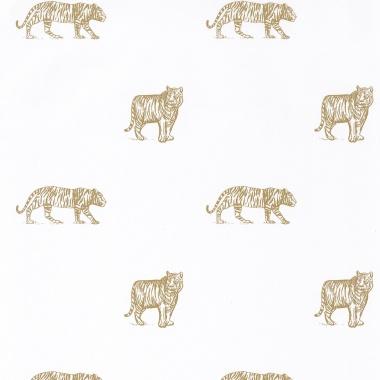 Papel Pintado Tigre - TIGRIS 01   MURAKE - 91221