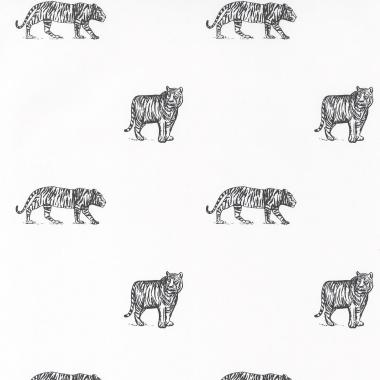 Papel Pintado Tigre - TIGRIS 04   MURAKE - 91224