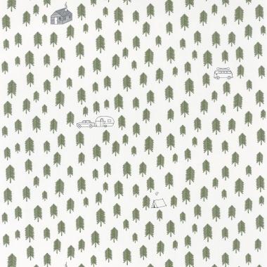 Papel Pintado Bosque - CASTRA 03   MURAKE - 91323