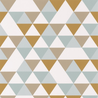 Papel Pintado Triángulos - ANANCITE 02   MURAKE - 91362