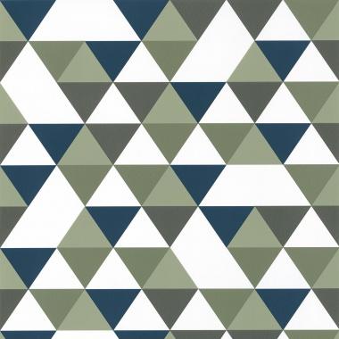 Papel Pintado Triángulos - ANANCITE 03   MURAKE - 91363
