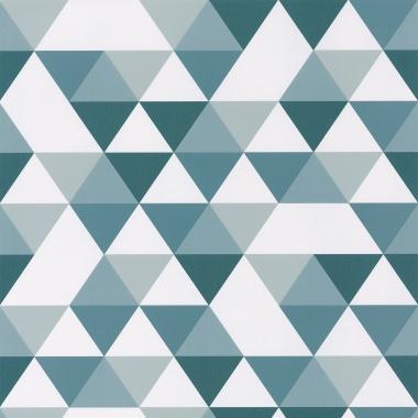 Papel Pintado Triángulos - ANANCITE 01   MURAKE - 91361