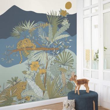 Mural Selva - DELMARE    MURAKE - 74101