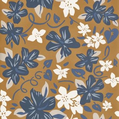 Papel Pintado Flor - MARTY 01 | MURAKE - 72151