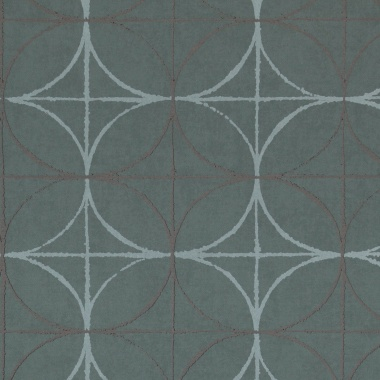 Papel Pintado Círculos - KATENDA 01 | MURAKE - 81021