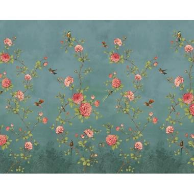 Mural Floral - RIMELLA 02   MURAKE - 54482