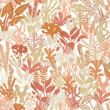 Papel Pintado Plantas - CANNARA 01 | MURAKE - 72001