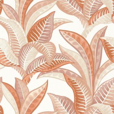 Papel Pintado Plantas marinas - TODINA 01   MURAKE - 72401