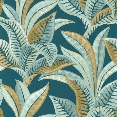 Papel Pintado Plantas marinas - TODINA 02   MURAKE - 72402