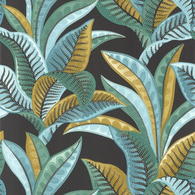 Papel Pintado Plantas marinas - TODINA 03   MURAKE - 72403