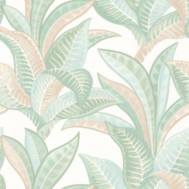 Papel Pintado Plantas marinas - TODINA 04   MURAKE - 72404