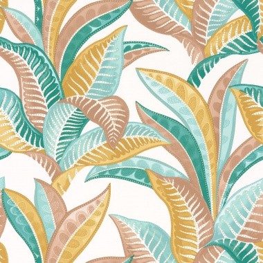 Papel Pintado Plantas marinas - TODINA 06   MURAKE - 72406