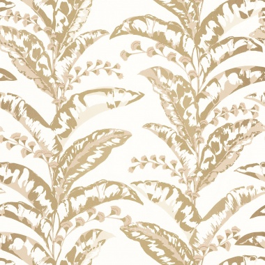 Papel Pintado Guirnalda de flores - TRIOLET 01   MURAKE - 13101