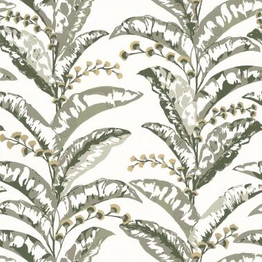 Papel Pintado Guirnalda de flores - TRIOLET 04   MURAKE - 13104