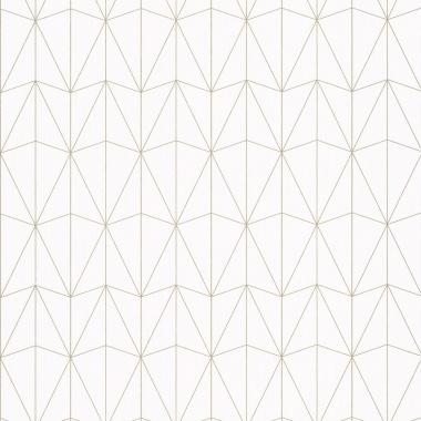 Papel Pintado Geométrico - RISLEY 01 | MURAKE - 44111