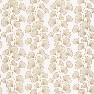 Papel Pintado Hoja de Ginkgo - AGOSTA 02   MURAKE - 54462