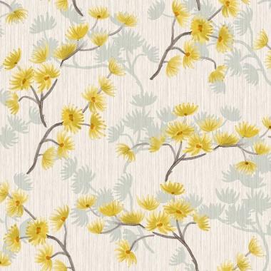 Papel Pintado Floral - GUMARA 02 | MURAKE - 42332