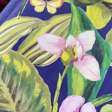 Papel Pintado Vegetación - WAJA 02 | MURAKE - 42362