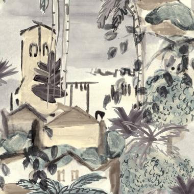 Papel Pintado Paisaje - GUBER 02 | MURAKE - 42402