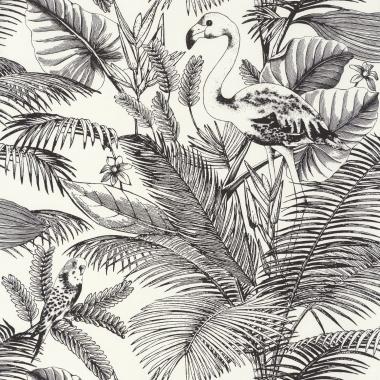 Papel Pintado Vegetación tropical - ONATH  | MURAKE - 110431