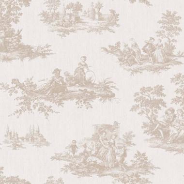 Papel Pintado Toile de Jouy - CORIA 03 | MURAKE - 38710