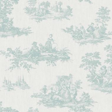 Papel Pintado Toile de Jouy - CORIA 04 | MURAKE - 38711