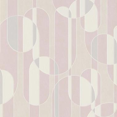 Papel Pintado Semicírculos - BEVER 03 | MURAKE - 530233