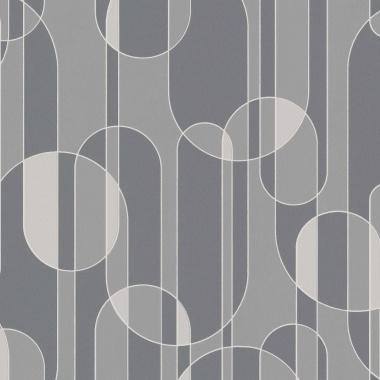 Papel Pintado Semicírculos - BEVER 05 | MURAKE - 530235