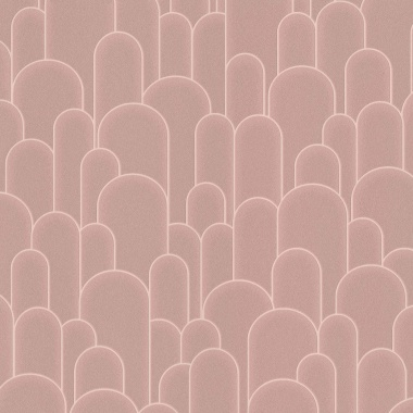 Papel Pintado Semicírculos - FAIMES 01 | MURAKE - 530201