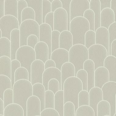 Papel Pintado Semicírculos - FAIMES 03 | MURAKE - 530203