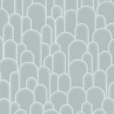 Papel Pintado Semicírculos - FAIMES 05 | MURAKE - 530205