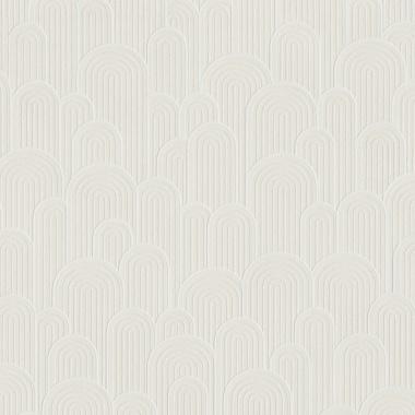 Papel Pintado Semicírculos con textura - WELLIN 03 | MURAKE - 530212