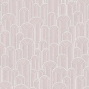 Papel Pintado Semicírculos con textura - WELLIN 04 | MURAKE - 530213