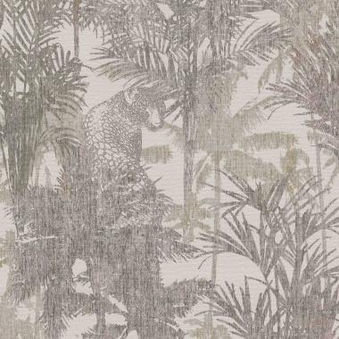 Papel Pintado Selva con panteras - JAYUYA 03   MURAKE - 102223