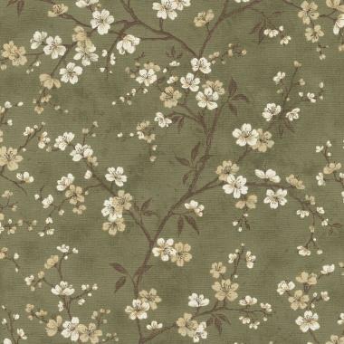 Papel Pintado Flor Cerezo - NIGATA 01 | MURAKE - 765401